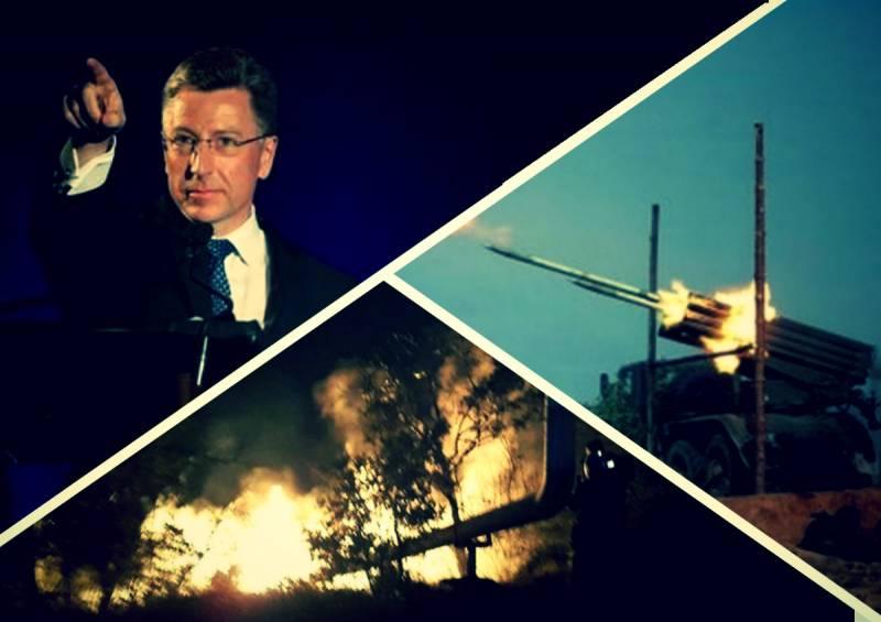Тройная диверсия в Крыму и 200 «Градов» по Донецку — это только начало! Когда «выражение озабоченности» уже не действует