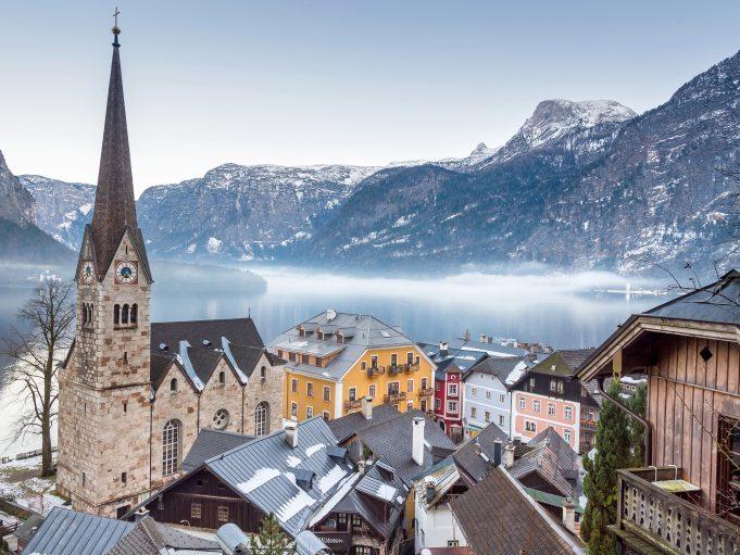 9 причин отправиться в Австрию в ближайший отпуск и увидеть эту красоту воочию