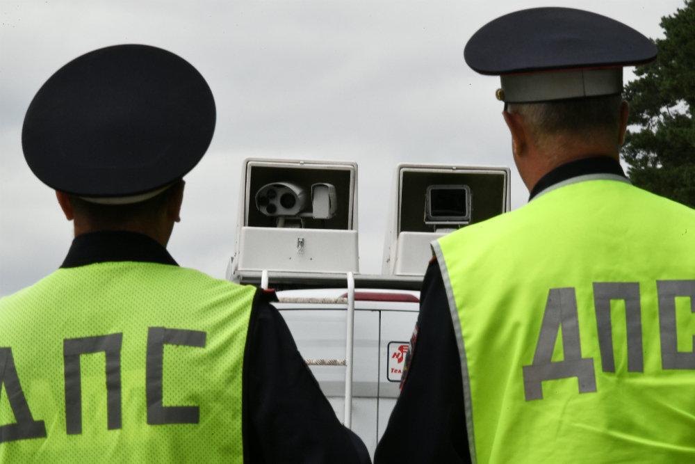 МВД поручили задуматься о штрафе за превышение скорости на 10 км/ч