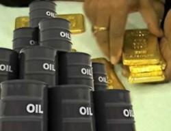Нефть за юани, а золото – за рубли