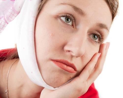 Как снять боль при росте зубов мудрости