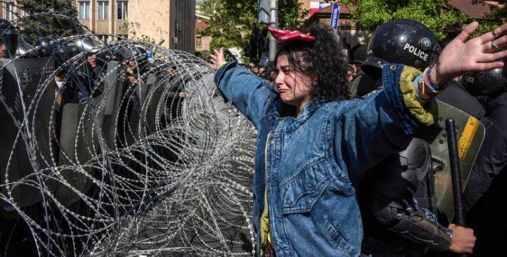 Из Украины: Как Ереван идет …