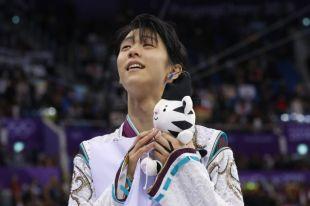 Фигурист Ханю выиграл тысячную медаль в истории зимних Олимпийских игр