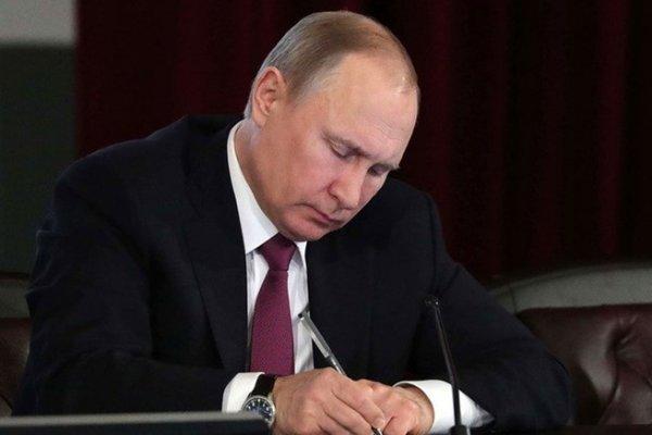 Рост российской экономики ощутит каждый: Путин рассказал, когда вступит в силу «историческое решение»