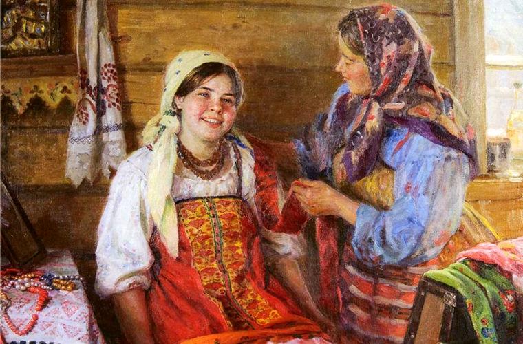 Правила семейной жизни на Руси