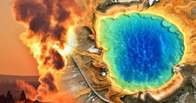 Если взорвать ядерную бомбу в супервулкане