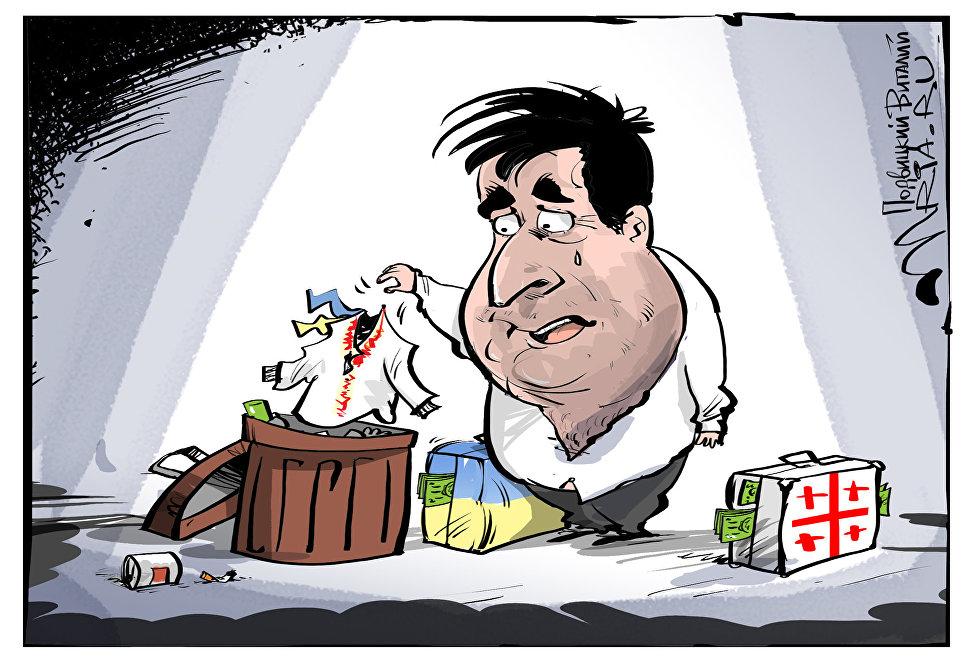 В Грузии Саакашвили пообещал…