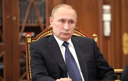 Путин раскритиковал западные СМИ