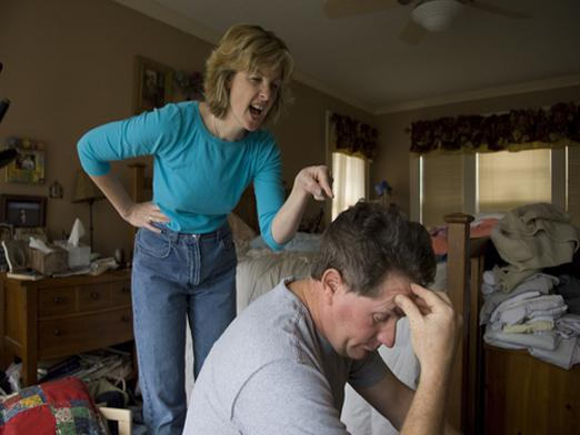 Я ненавижу своего мужа. Подскажите, как быть?
