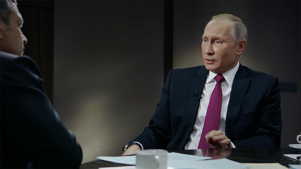 15 главных цитат Путина из фильма Соловьева, который не показали на ТВ