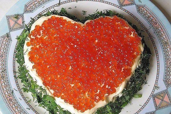 ТОП-9 вкусных салатов на пра…