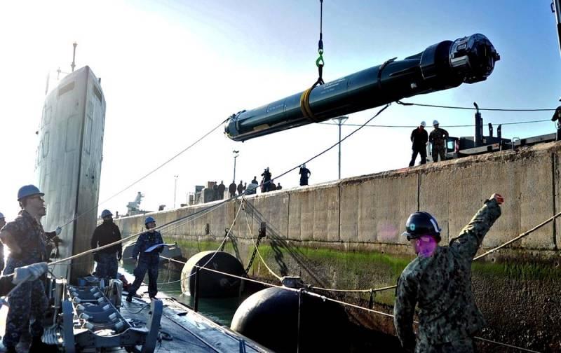 СМИ: Новая американская торпеда станет очень опасной для ВМФ России