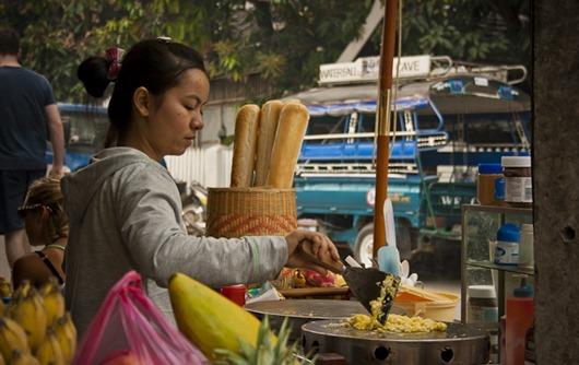 Чем питаться в Азии, чтобы остаться в живых