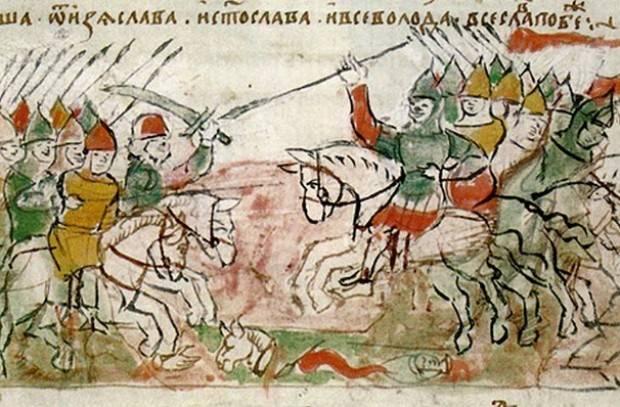 Битва на Немиге – одно из самых кровавых междоусобных сражений Руси