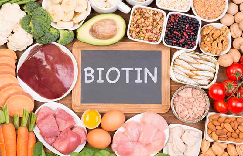 Полезные свойства биотина для здоровья