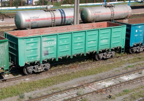 «Укрзализныця» планирует «затариться» грузовыми вагонами в Беларуси