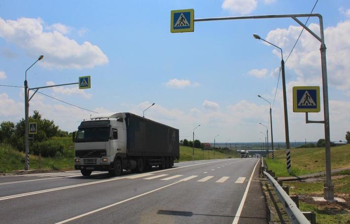 В Курской области открыт после ремонта обход города Обояни