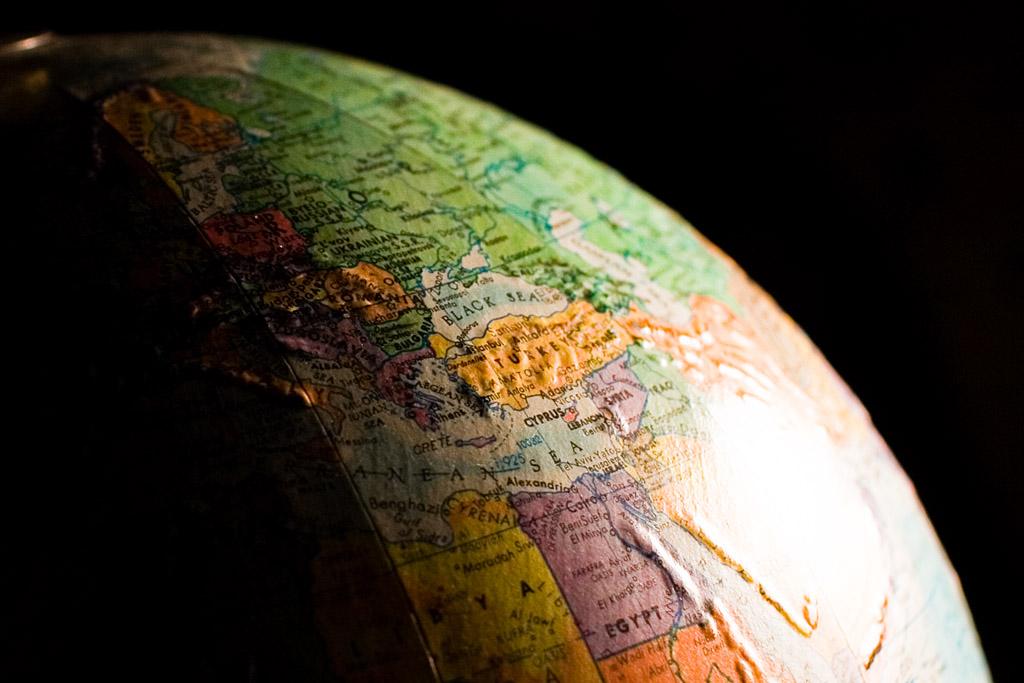 Геопоэтика и географика