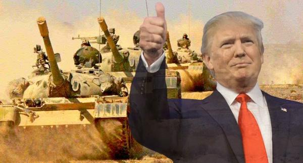 Ближний Восток: американцы готовят капкан для Роcсии