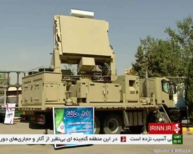 Крупносерийное производство «Bavar-373»: комплексная ликвидация угроз. Краткий обзор презентации в Тегеране