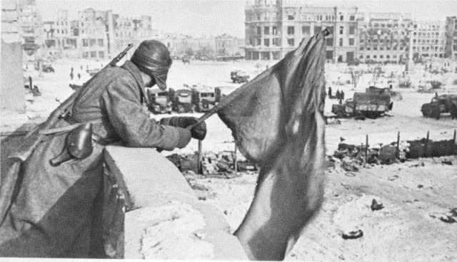 Борьба за Сталинград. Всё было не зря