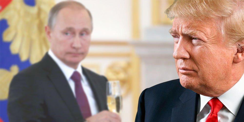 У Трампа нет выхода — он должен разбить русских