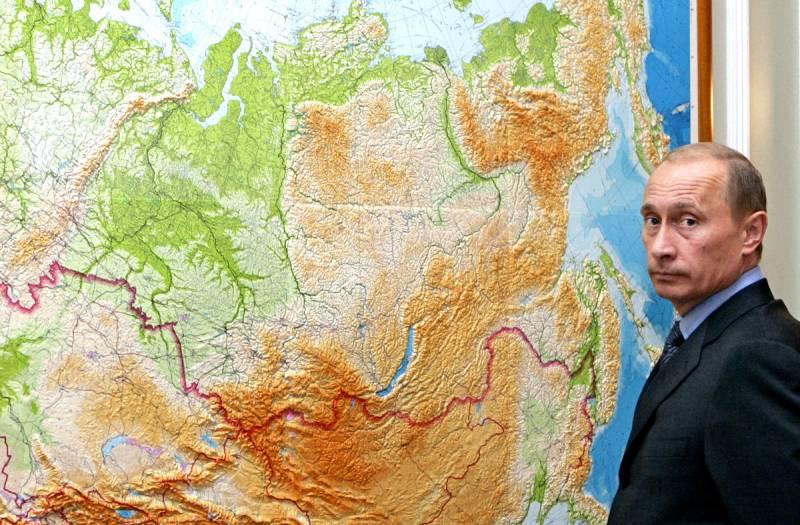 Зачем Путин «порезал» Сибирь?