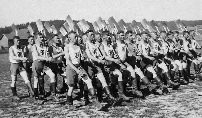 О чём шутили граждане Третьего Рейха: Еврейские анекдоты, шутки оппозиции и разрешённый юмор