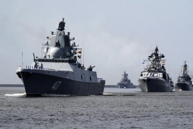 Реальная сила для доброй страны: в России появятся фрегаты с «Калибрами» и «Цирконами» на борту