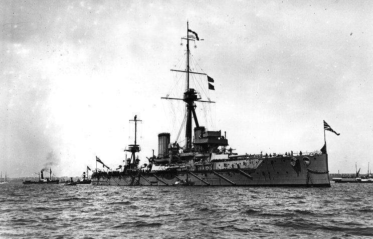 Британский флот уже не тот