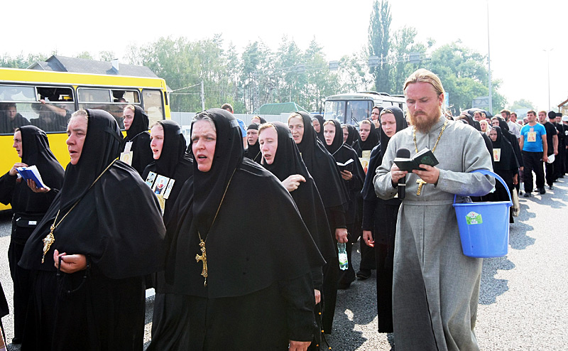 Последняя опора Украины. О Крестном ходе, объединившем тех, кто еще не потерял трезвость ума