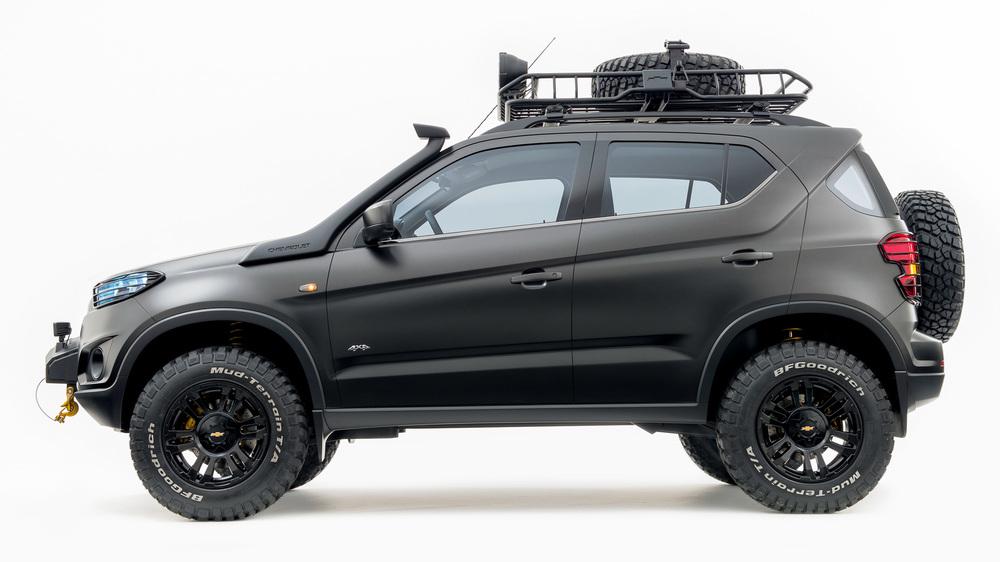 Правительство поможет начать выпуск Chevrolet Niva-2