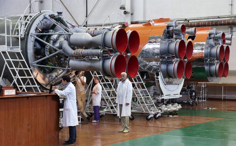 Ракетно-космическому центру …
