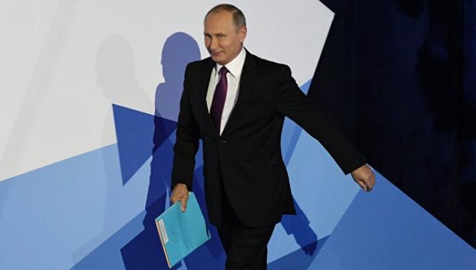 Путин процитировал Тору и на…