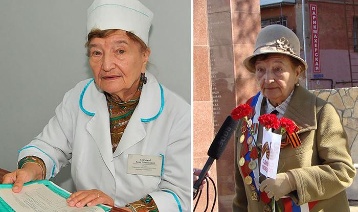 В Перми работает 94-летняя гинеколог, которая уже 72 года помогает рождаться детям