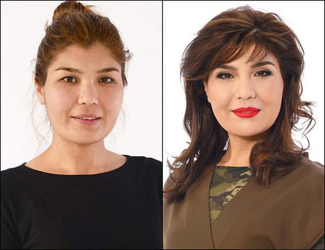 Преображение -- 8 женщин до и после встречи с талантливым стилистом