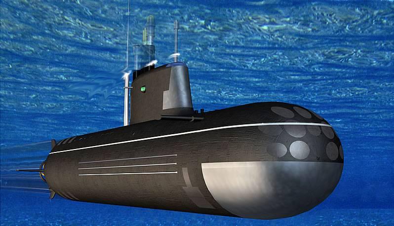 подводных лодок спецназначения