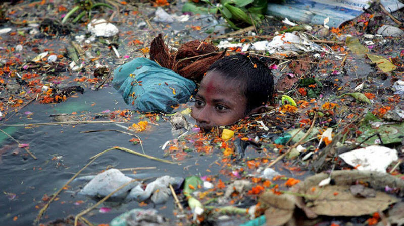 Десятка самых загрязненных м…