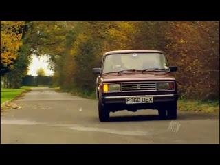 Top Gear и Lotus тюнингуют Lada Riva (ВАЗ 2107)