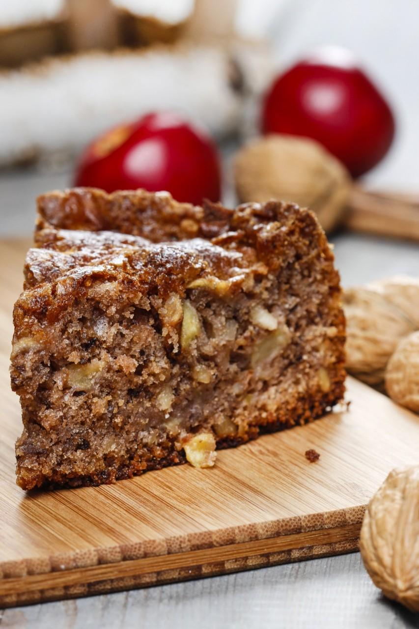 Яблочный пирог с корицей, от которого сойдет с ума даже ваша бабушка!