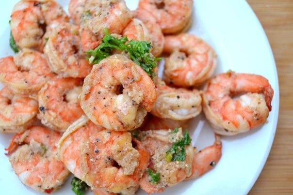 Креветки жареные соусе рецепты фото