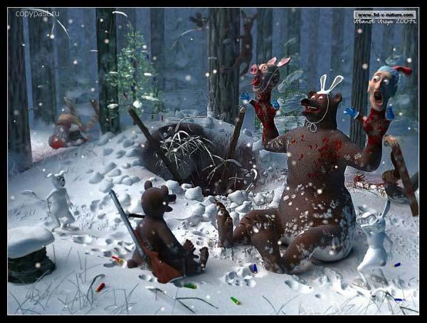 Безумный мир 3D Игоря Иванова
