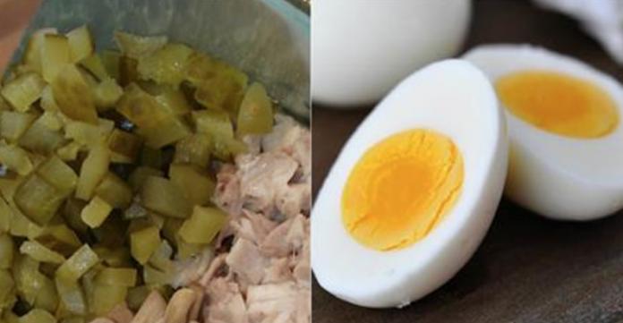Гениальный салат с орехами, яйцами и сыром: кулинарный шедевр из простых продуктов. Нежный и сочный!