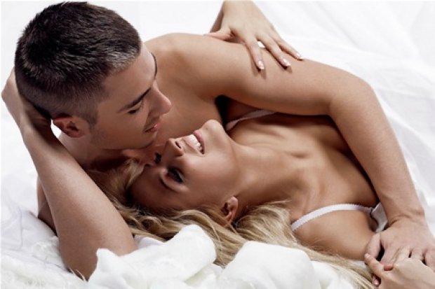 Любовь постель секс