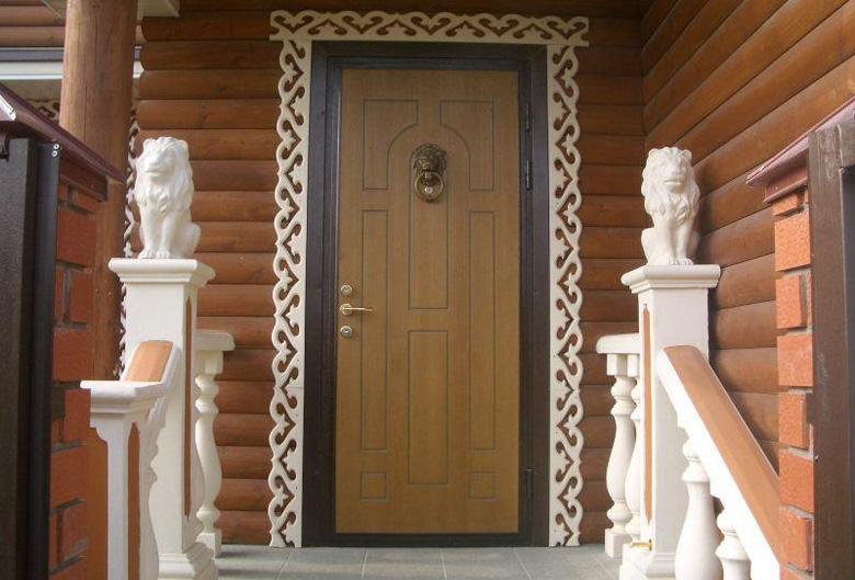 Как выбрать входную металлическую дверь в дом или квартиру