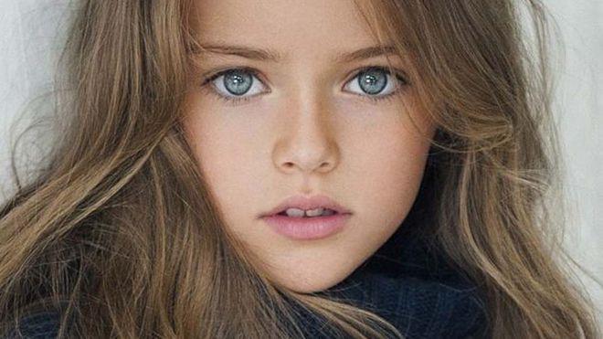 8 самых красивых детей мира