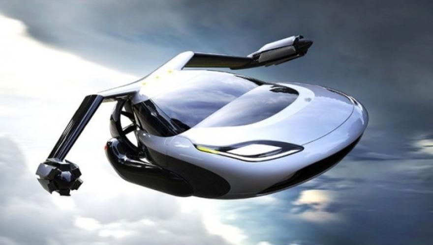 6 причин, почему летающие автомобили пока не взлетел