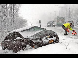АвтоЖесть - Зимние заносы