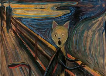 Котаклизм в искусстве