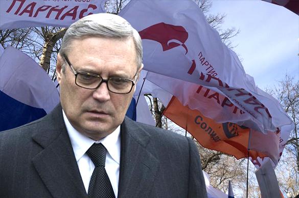 Касьянов скачет впереди: «Парнас» берется за реновацию